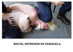 ACTIVISTA DE FEMEN