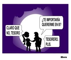 amor en b