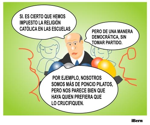 RELIGION-PONCIO PILATOS