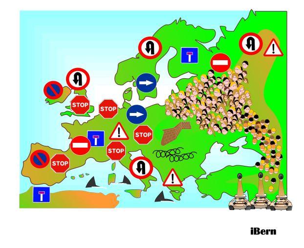 europa y refugiados