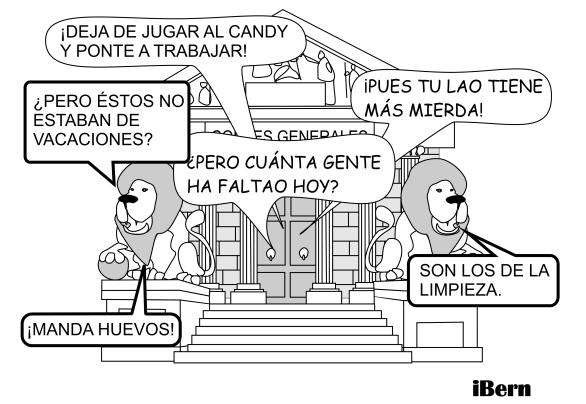 VACACIONES CONGRESO