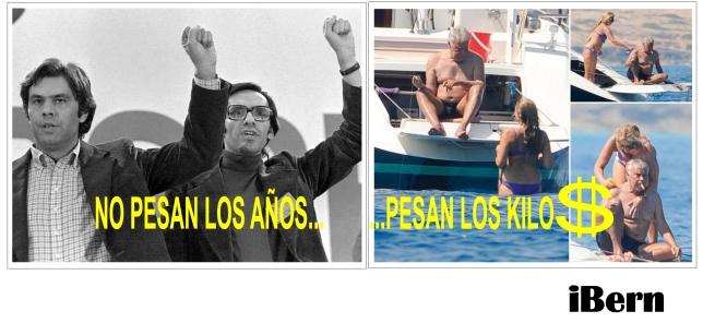 NO PESAN LOS AÑOS