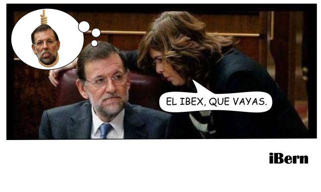EL IBEX QUE VAYAS