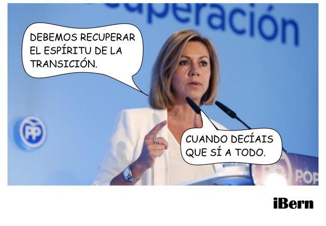 ESPÍRITU DE LA TRANSICIÓN