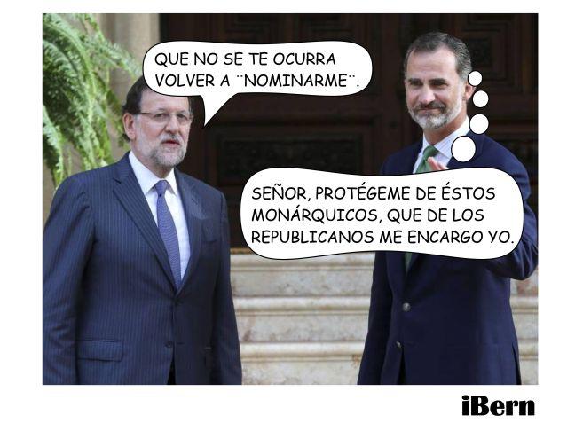 PROTEGEME DE LOS MONÁRQUICOS