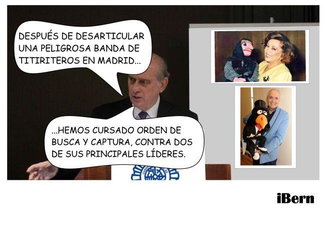 OPERACIÓN TITIRITERO