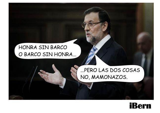 BARCOS SIN HONRA