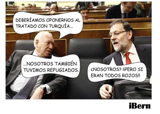 ERAN TODOS ROJOS
