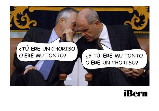TONTO O CHORISO