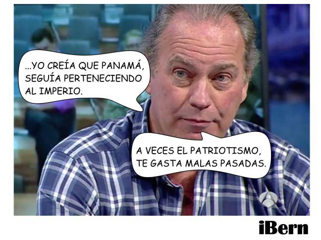 BERTIN OSBORNE PANAMÁ