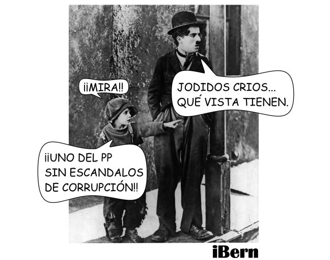 CHARLOT Y CRÍO