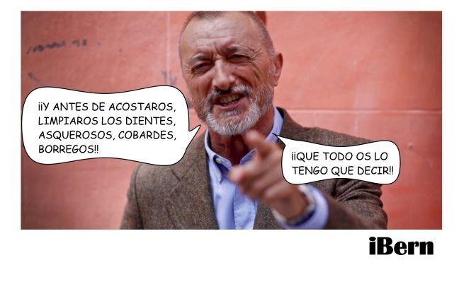 PEREZ REVERTE