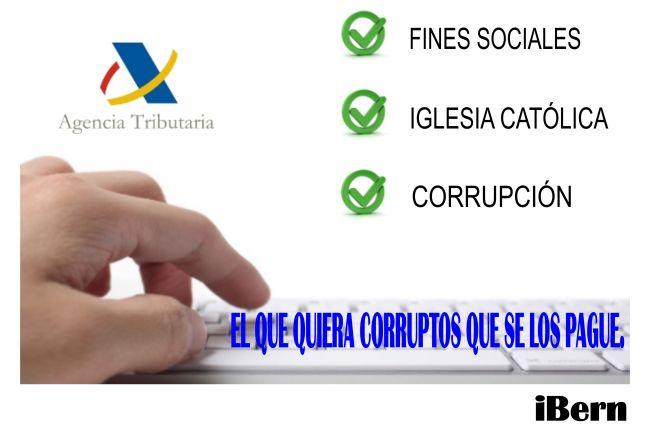 ELQUE QUIERA CORRUPTOS...