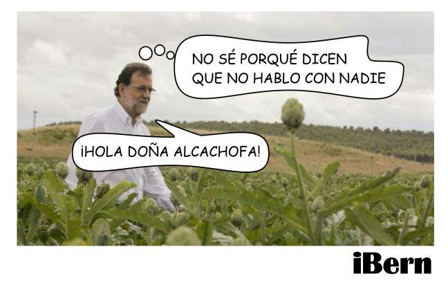 HOLA ALCACHOFA