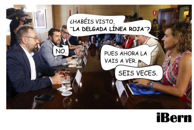 LA DELGADA LINEA ROJA