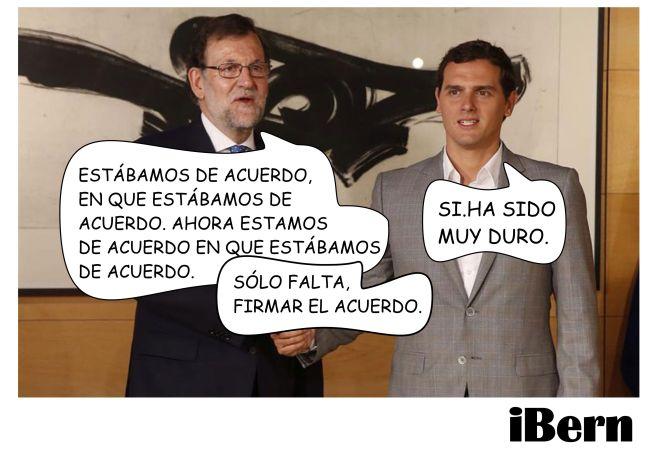 RAJOY Y RIVERA ACUERDO.