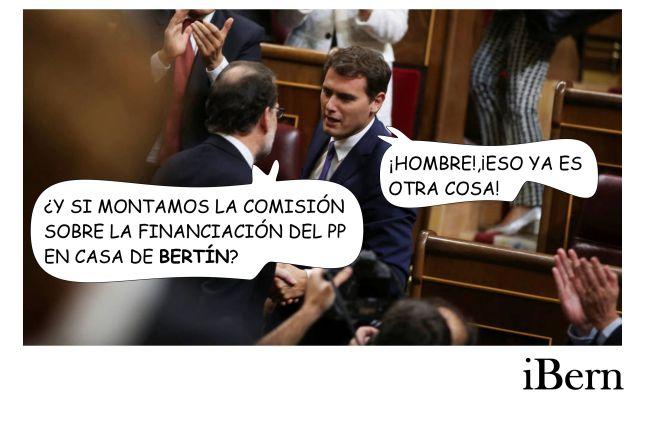 EN CASA DE BERTIN
