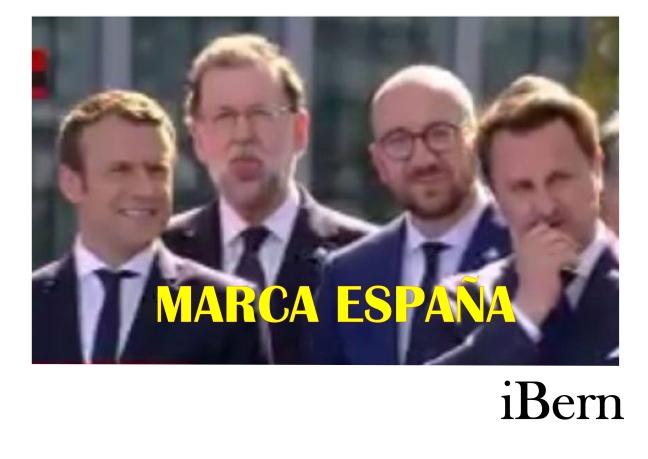 RAJOY MARCA ESPAÑA