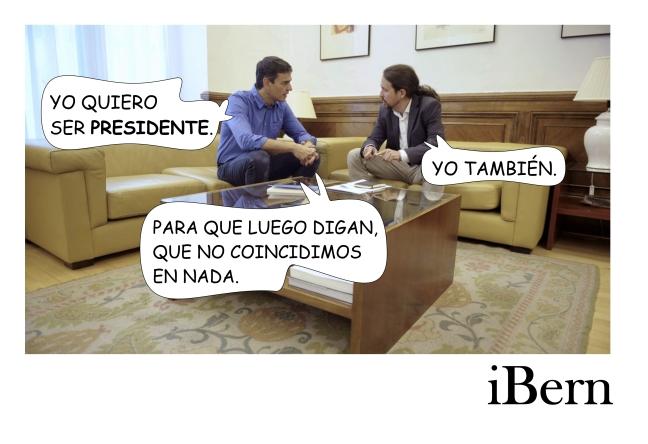 PEDRO Y PABLO PRESIDENTES