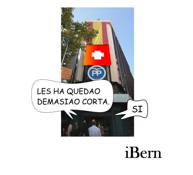 BANDERA SUIZA PP