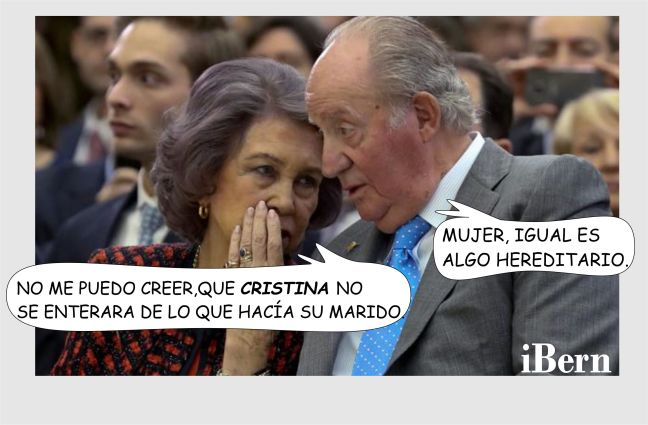 JUAN CARLOS SOFIA HEREDITARIO