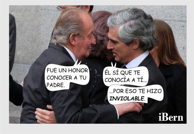 JUAN CARLOS INVIOLABLE