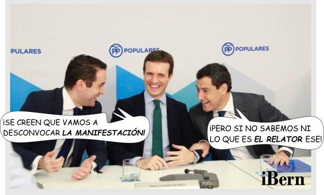 CASADO MANIFESTACIÓN