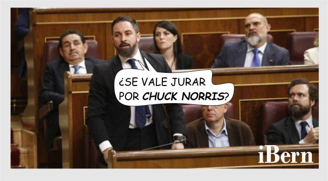 ABASCAL CHUCK NORRIS