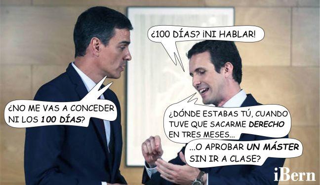 SANCHEZ CASADO 100 DÍAS