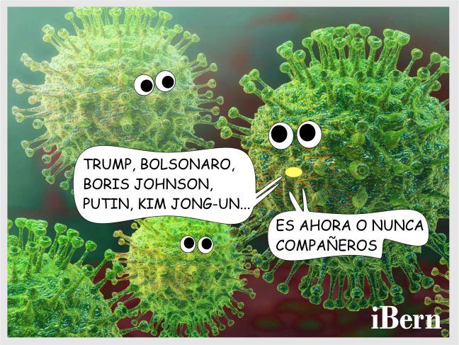 CORONAVIRUS AHORA O NUNCA