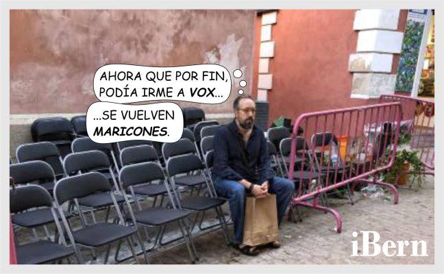 GIRAUTA VOX MARICONES