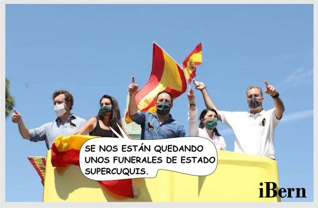 VOX FUNERALES DE ESTADO