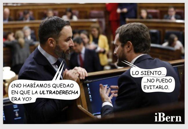 ABASCAL CASADO ULTRADERECHA